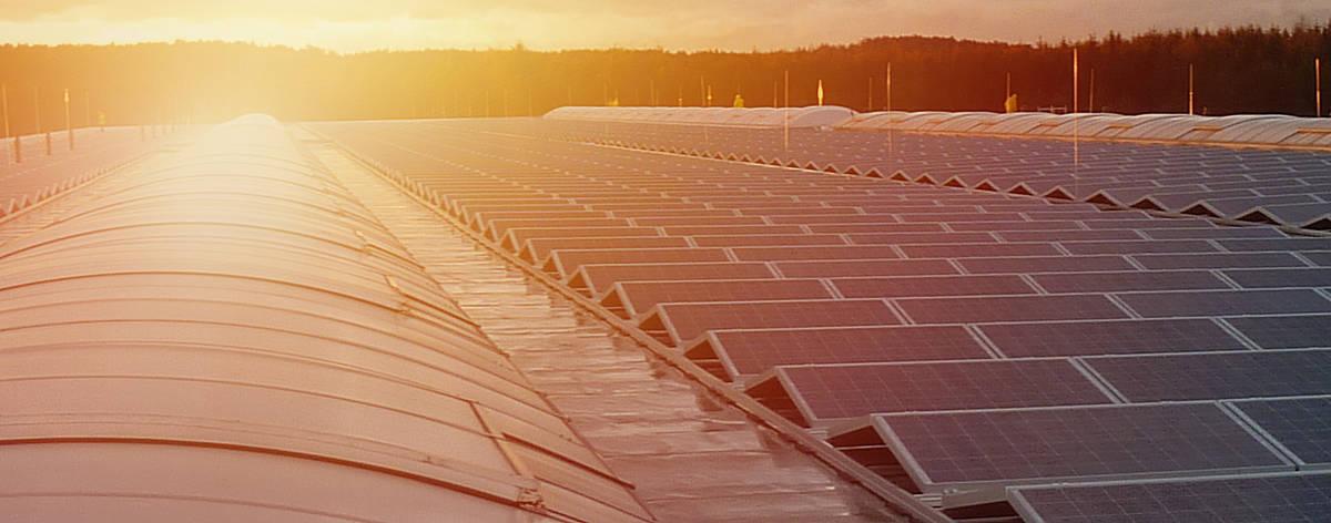SolarThor aurinkojärjestelmä on älykäs kokonaisuus